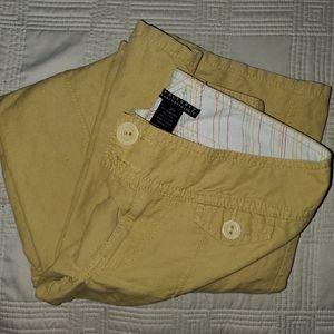 Anthropologie/sanctuary linen pants